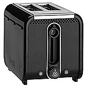 Dualit 26400 Studio 2 Slice Toaster - Black