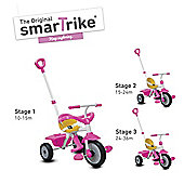 Smart Trike Play 3 in 1 Trike Pink
