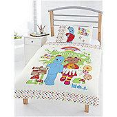 In The Night Garden Best Friends 4 in 1 Junior Bedding Bundle Set