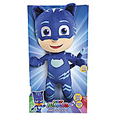 PJ Masks Sing And Talk Cat Boy Soft Toy