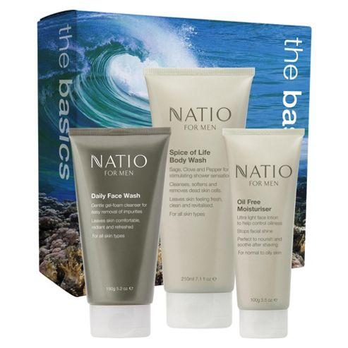 Natio Men's - The basics