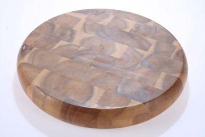 Apollo AC Endgrain Round Board, 28cm x 28cm