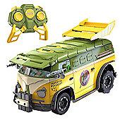 Nikko Teenage Mutant Ninja Turtles Party Van Remote Control