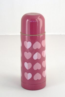 Beau & Elliot Pink Confetti Flask 350ml 73233