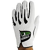 Forgan Of St Andrews All Weather Left Hand Golf Gloves For Right Handed Golfer - 4 Pack - White