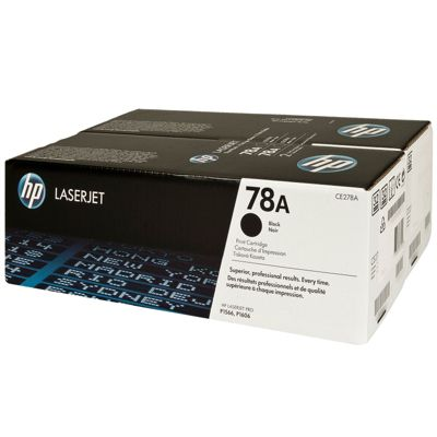 HP 78 - Toner cartridge - 2 x black - 2100 pages