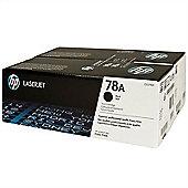 HP 78 - Toner cartridge - 2 x black - 2100 pages