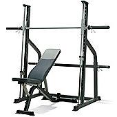 Marcy SM600 Smith Machine & Weight Bench