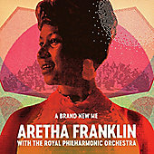 Aretha Franklin With The Rpo - A Brand New Me - With The Rpo