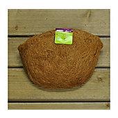 Coco Wall Basket Planter Liner (30cm)