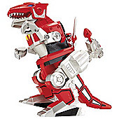 Imaginext Power Ranger Red Ranger And Trex Zord