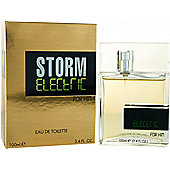STORM Electric Eau de Toilette (EDT) 100ml Spray For Men