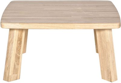 Woood Tonda Solid Oak Side Table