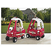 Little Tikes Cozy Coupe Fire Rescue
