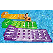 18 Pocket Lilo Swimming Pool Fashion Lounger