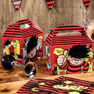 Dennis the Menace Party Boxes