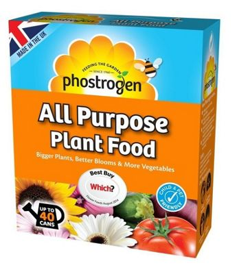 Bayer Crop Science Phostrogen All Purpose Plant Food - 40 Can Box