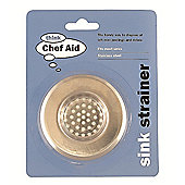 Chef Aid Mini Stainless Steel Sink Strainer
