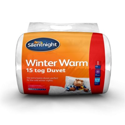 Silentnight Winter Warm 15 Tog Duvet - Single