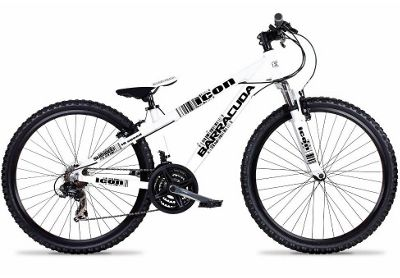 Barracuda Icon 18-Speed Front Suspension Kids' Bike. 24