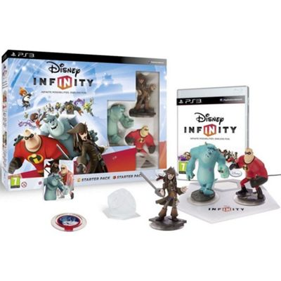 Disney Infinity Starter Set (PS3)