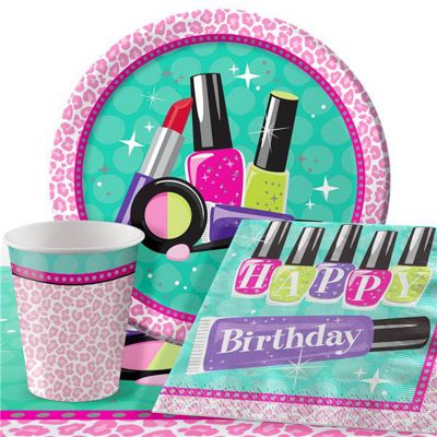 Sparkling Spa Party Pack - Value Party for 8