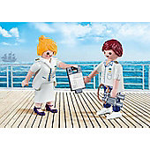 Playmobil Cruise Ship Officers