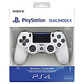 Sony PS4 Official DualShock 4 Controller V2 - Glacier White
