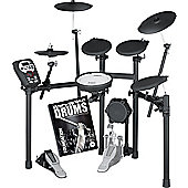 Roland TD-11K V-Drums Electronic Drum Kit With FREE Backbone Drums Tutorial Book And Play Along C.D Worth £15.99