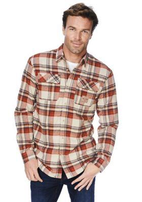 Regatta Tyrus Fleece Lined Checked Shirt M Multi