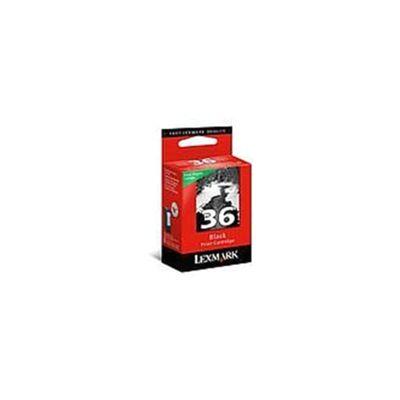 Lexmark 36 Black Return Programme Print Cartridge