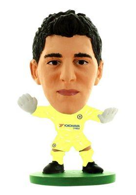 Soccerstarz - Chelsea Thibaut Courtois - Home Kit (2017 Version) /figures