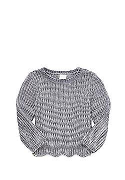 F&F Chenille Jumper - Grey