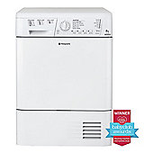 Hotpoint Aquarius Condenser Tumble Dryer, TCHL 780BP - White