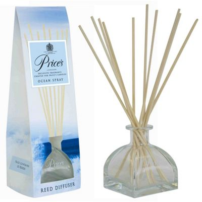 Prices Candles Reed Diffuser - Ocean Spray