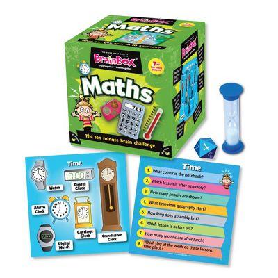 BrainBox Maths Brain Challenge