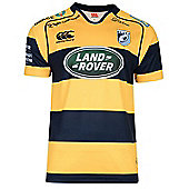 Canterbury Cardiff Blues Third Pro S/S Rugby Jersey - Gold