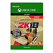 NBA 2K18: Legend Edition Gold (Digital Download Code)