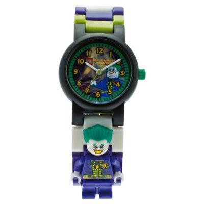 LEGO DC Super Heroes Batman Joker watch