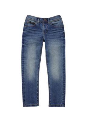F&F Skinny Jeans Blue 5-6 years