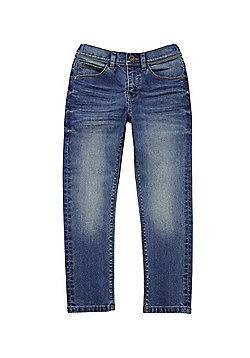 F&F Skinny Jeans - Blue