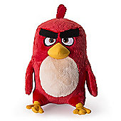 "Angry Birds 12"" Red Soft Toy With Sound"