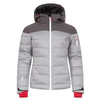 Icepeak Ladies Keira Padded Jacket Grey 38