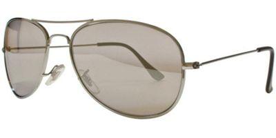 Glare Eyewear Oval Aviator Sunglasses