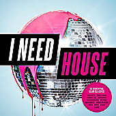 Various Artists - I Need House (3Cd)