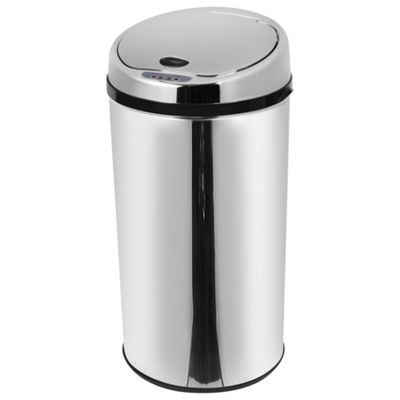 Morphy Richards 50L Bin - Sensor Lid -  Stainless Steel