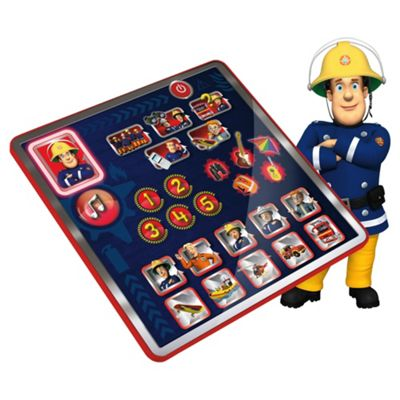 Fireman Sam Fun and Learn Tablet