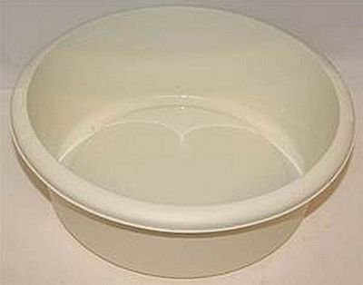 Whitefurze Round Small Cream Bowl