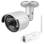 Edimax IC-9110W IP security camera Outdoor Bullet Silver