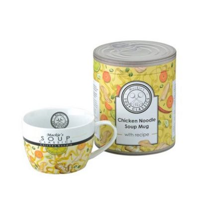 The DRH Collection Mackie's Chicken Noodle Soup Mug